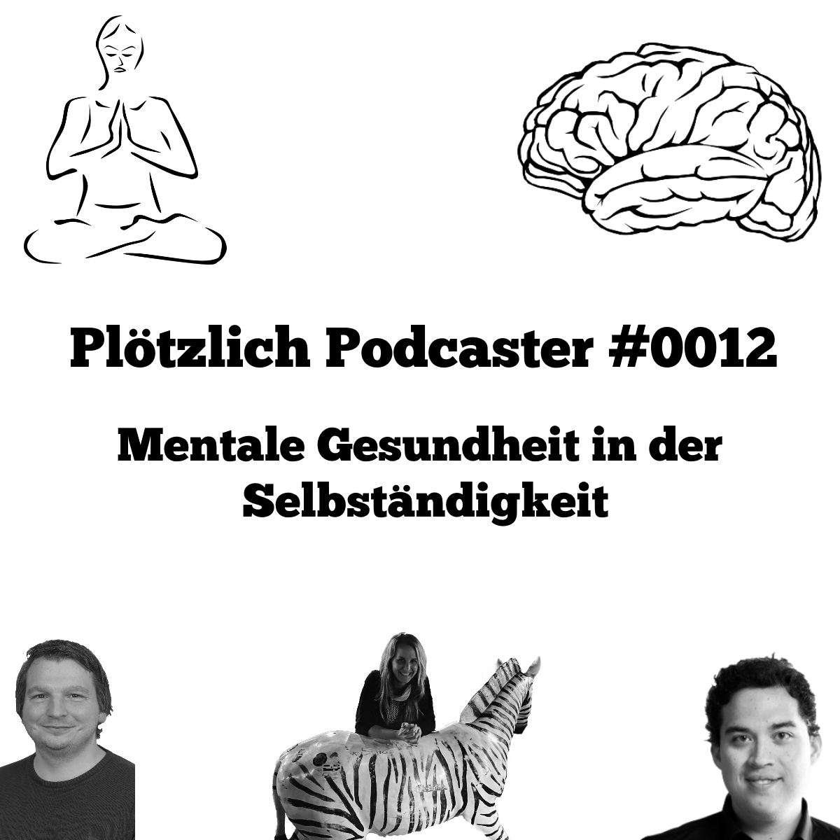Mentale Gesundheit in der Selbständigkeit feat. Julia